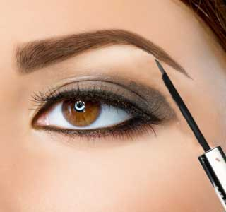 LIP INK Smearproof Brow Liner