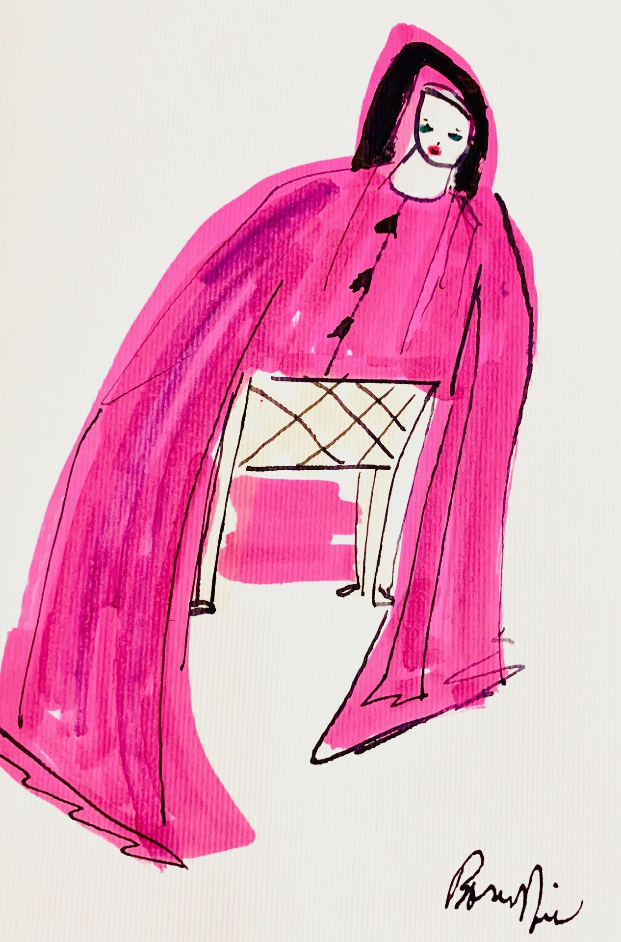 Hot Pink Warhol