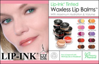 LIP INK® Waxless Lip Balm