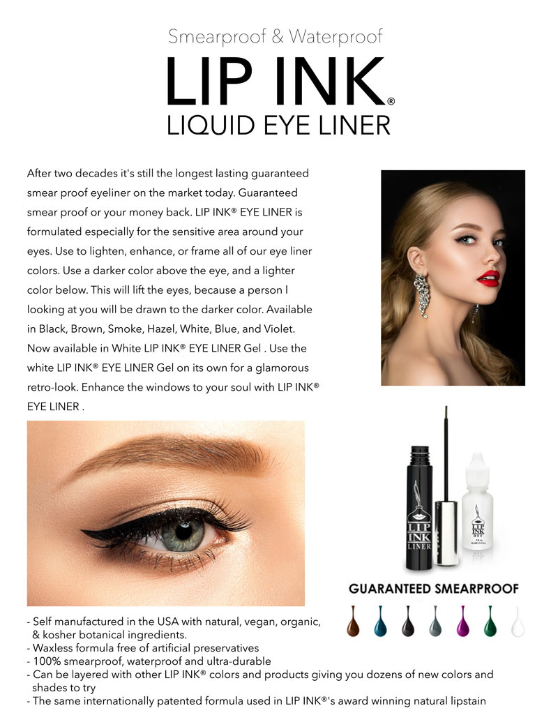 Press room in the media coverage how to apply lip ink liquid eye liner tutorial baditri Image collections