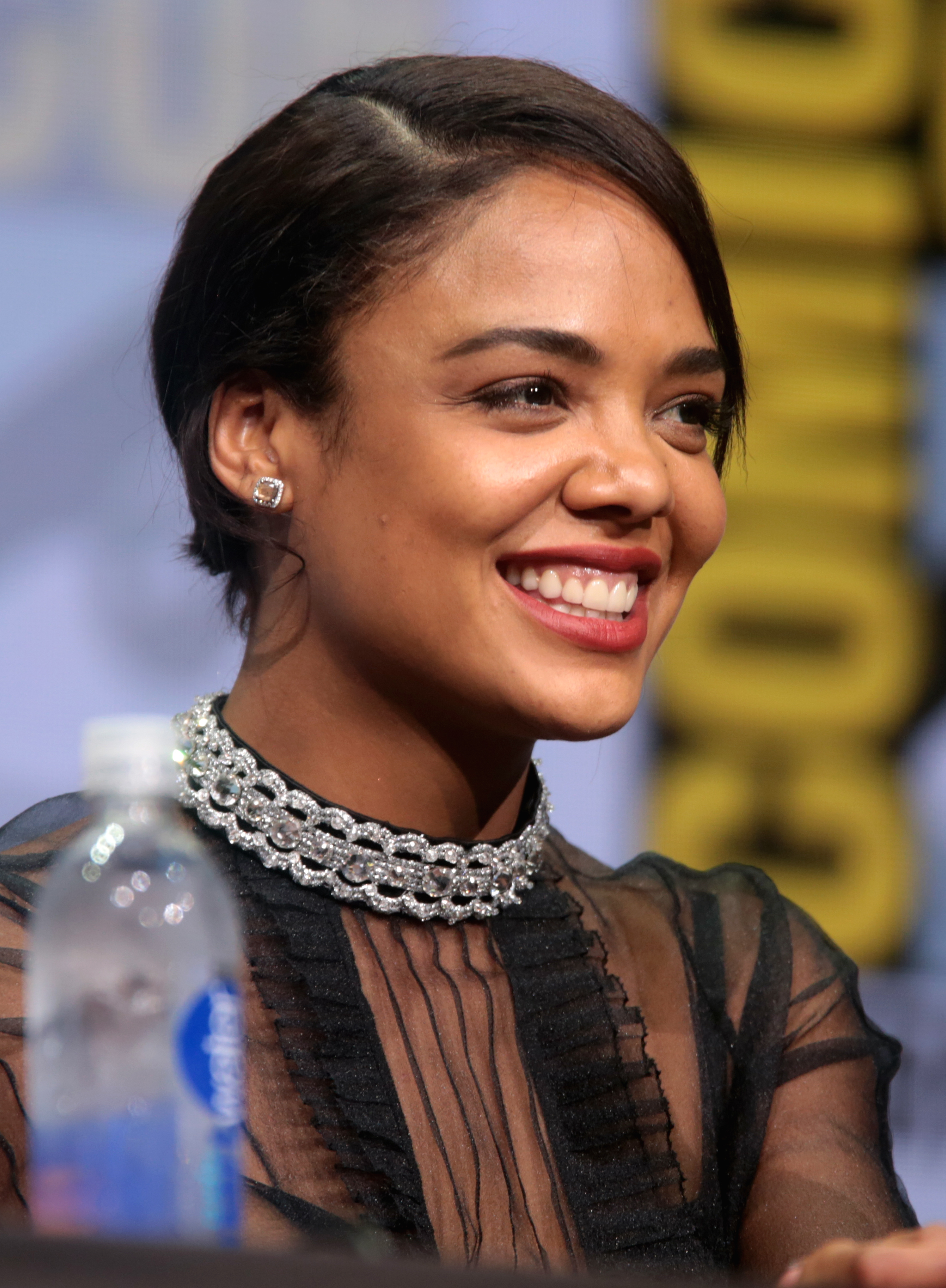 Tessa Thompson from the hit show Westworld