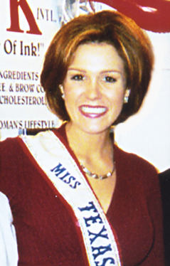 Heather Ogilvie, Miss Texas, is a great addition to our many wonderful LIP INK Cosmetics users!
