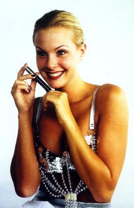 Julia Shultz is Playboy's Playmate for Feb 1998