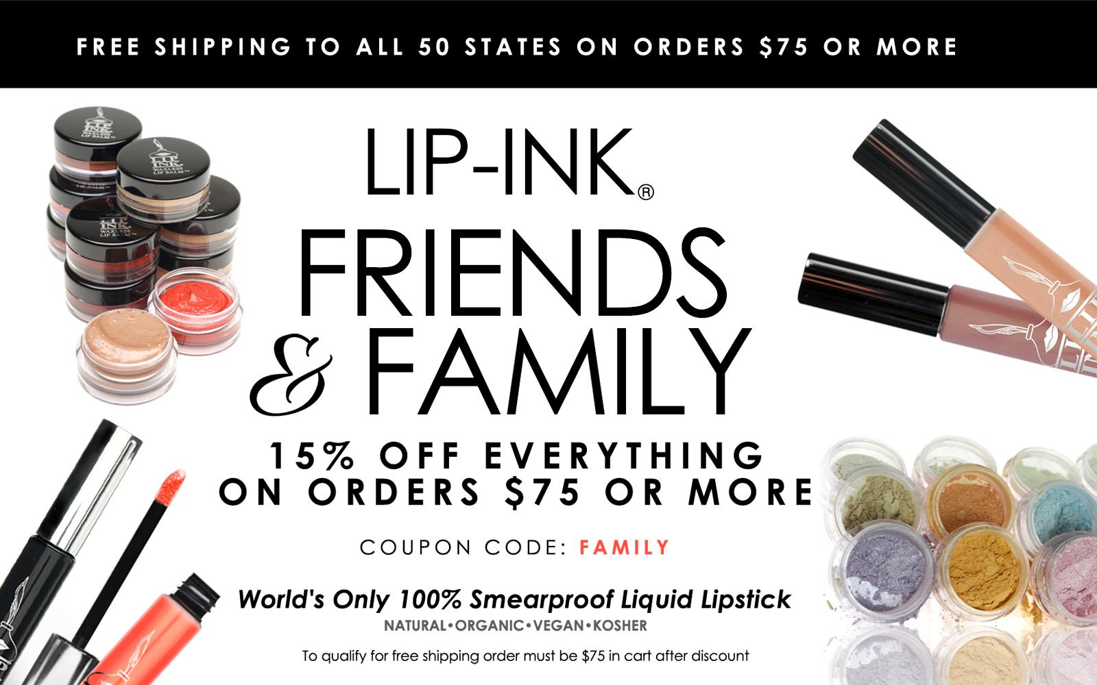 LIP INK Lipstick Kit