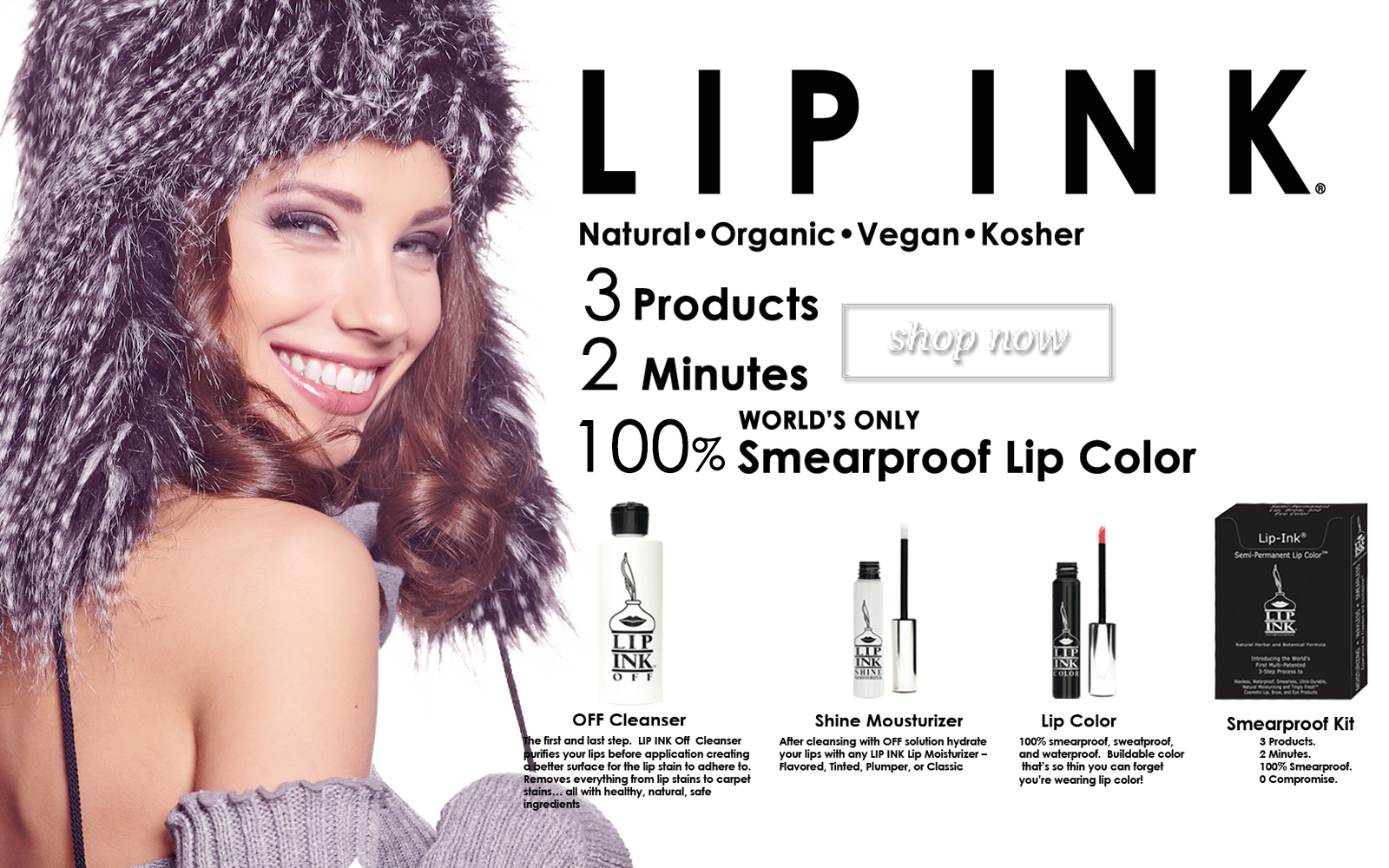 LIP INK Lipstick Kit