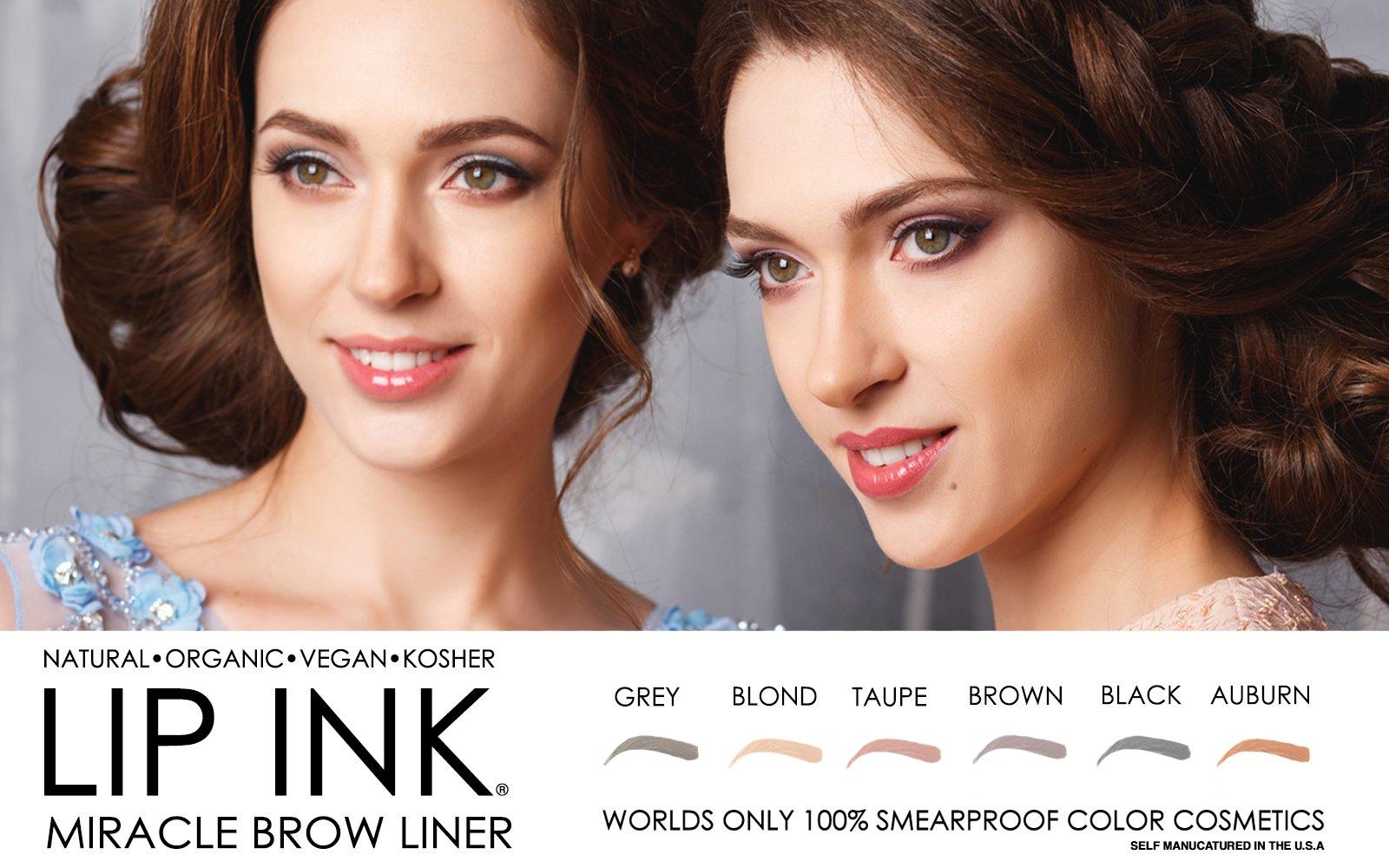 lip ink smearproof liquid eye brow liner