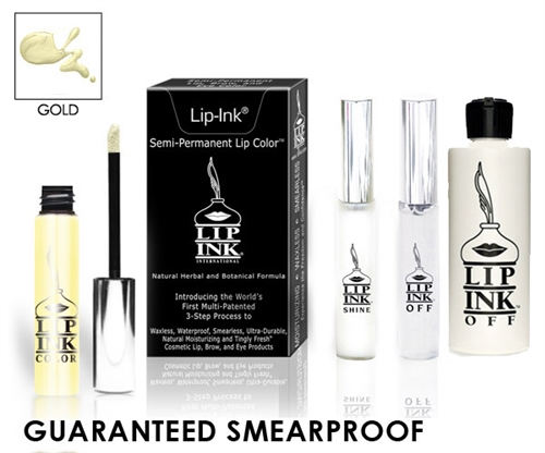 LIP INK LipGel Lipstick Mini Kit